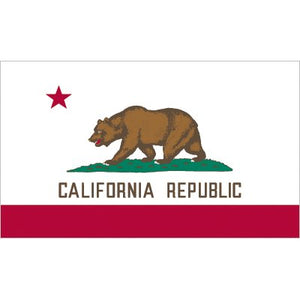 California Flag - Nylon
