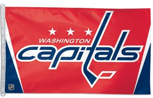 Washington Capitals 3x5ft Deluxe Flag