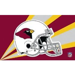 Arizona Cardinals 3x5ft Flag
