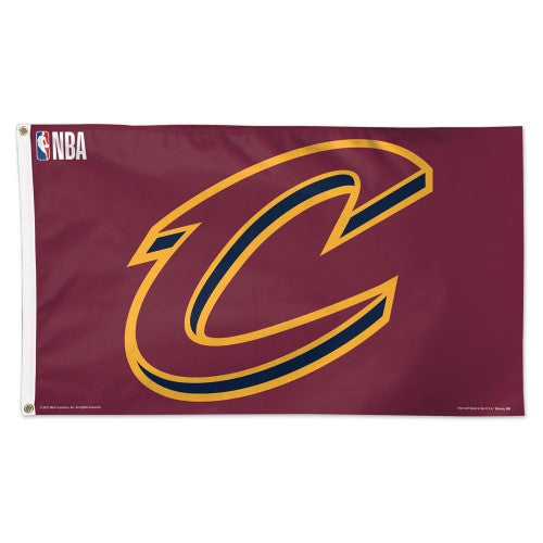 Cleveland Cavaliers 3x5ft Deluxe Flag