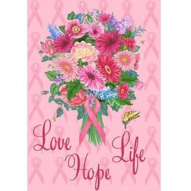 Love Hope Life - House Flag