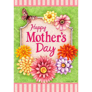 Happy Mother's Day II - House Flag - FlagsOnline.com by CRW Flags Inc.