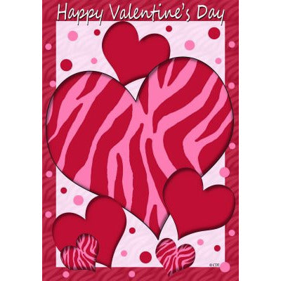 Red Hot Valentine - House Flag - FlagsOnline.com by CRW Flags Inc.