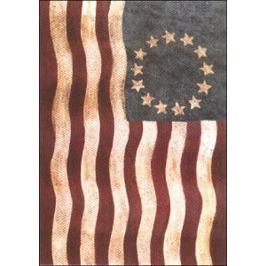 Betsy Ross - Garden Flag - FlagsOnline.com by CRW Flags Inc.