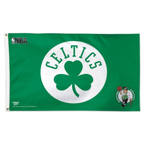 Boston Celtics 3x5ft Deluxe Flag