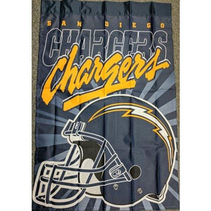 San Diego Chargers House Flag