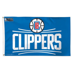 Los Angeles Clippers 3x5ft Deluxe Flag