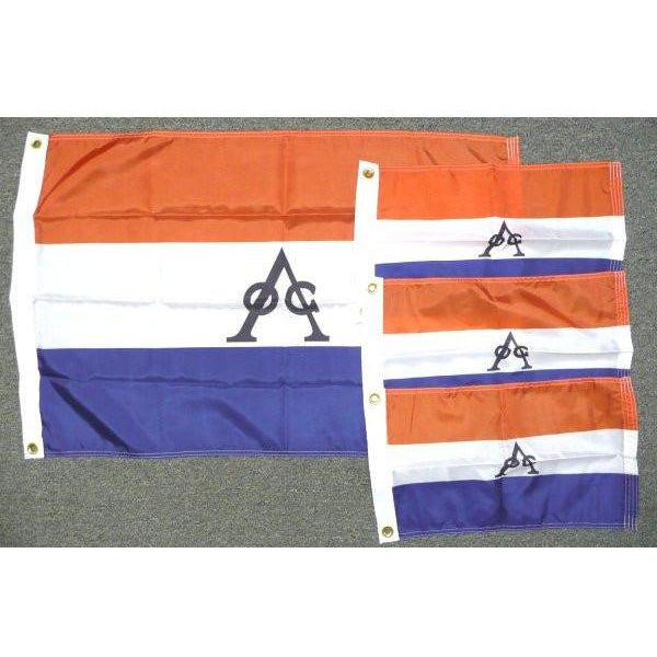 "United East India 12x18"" Nylon Flags [bundle of 2 flags] - FlagsOnline.com by CRW Flags Inc."