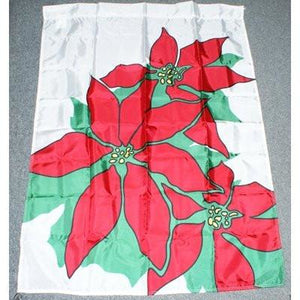 Poinsettia - House Flag - FlagsOnline.com by CRW Flags Inc.