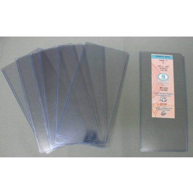 Ticket Protectors [bundle of 25 pieces]