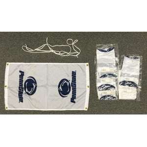 "Penn State Nylon 15x27 inch ""Mailbox Cover"" [set of 6] - FlagsOnline.com by CRW Flags Inc."