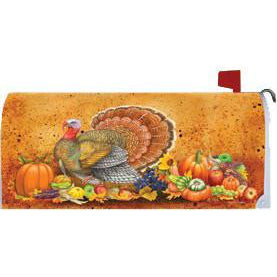 Give Thanks Standard Mailbox Cover - FlagsOnline.com by CRW Flags Inc.