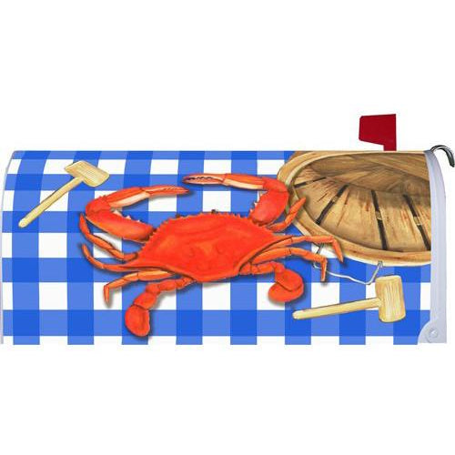 Red Crab Standard Mailbox Cover - FlagsOnline.com by CRW Flags Inc.