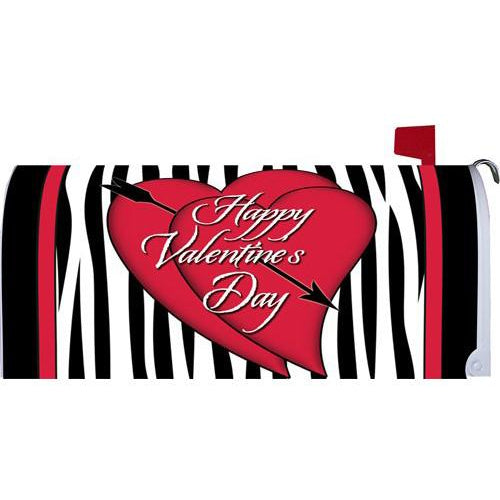 Cupid's Arrow Standard Mailbox Cover - FlagsOnline.com by CRW Flags Inc.