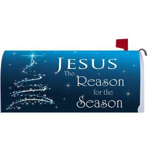 The Reason For The Season Standard Mailbox Cover - FlagsOnline.com by CRW Flags Inc.