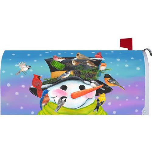 Friends Gather Here Standard Mailbox Cover - FlagsOnline.com by CRW Flags Inc.