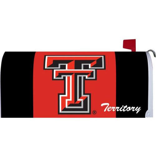 Texas Tech University Standard Mailbox Cover- FlagsOnline.com by CRW Flags Inc.