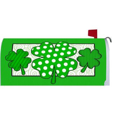 Luck of the Irish Standard Mailbox Cover - FlagsOnline.com by CRW Flags Inc.
