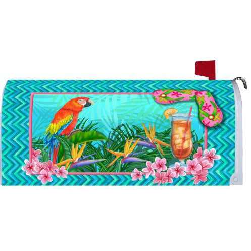 Friends ... Summer Standard Mailbox Cover