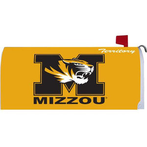 University of Missouri Standard Mailbox Cover- FlagsOnline.com by CRW Flags Inc.