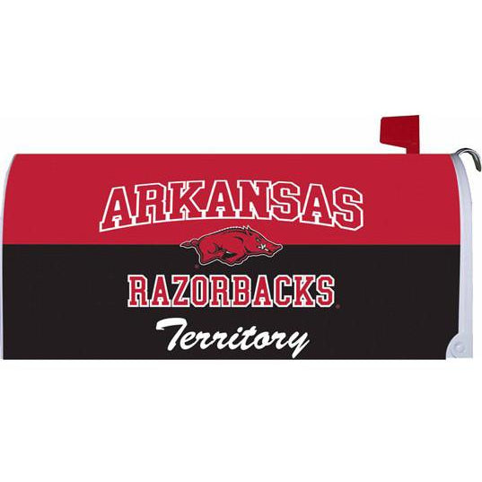 University of Arkansas Standard Mailbox Cover- FlagsOnline.com by CRW Flags Inc.