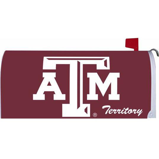Texas A&M University Standard Mailbox Cover- FlagsOnline.com by CRW Flags Inc.