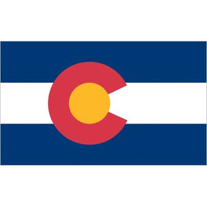 Colorado Flag - Industrial Polyester