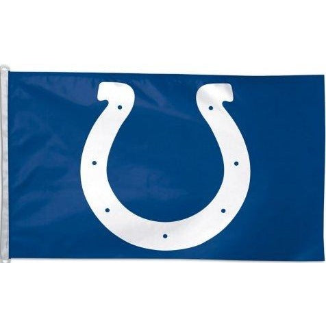 Indianapolis Colts 3x5ft Deluxe Flag