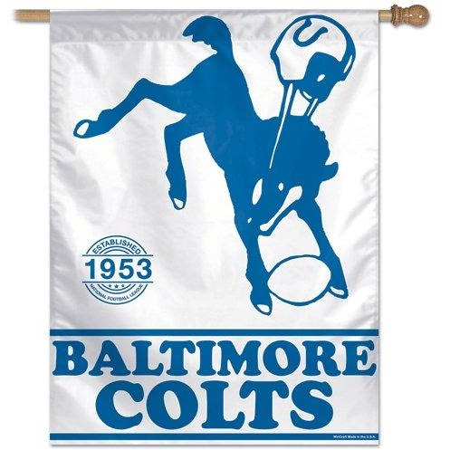 Baltimore Colts House Flag