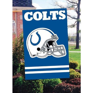 Indianapolis Colts House Sewn Flag 2 Sided