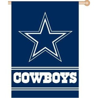 Dallas Cowboys House Flag 2 Sided