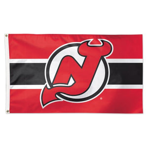 New Jersey Devils 3x5ft Deluxe Flag
