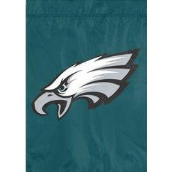 Philadelphia Eagles Garden Sewn Flag