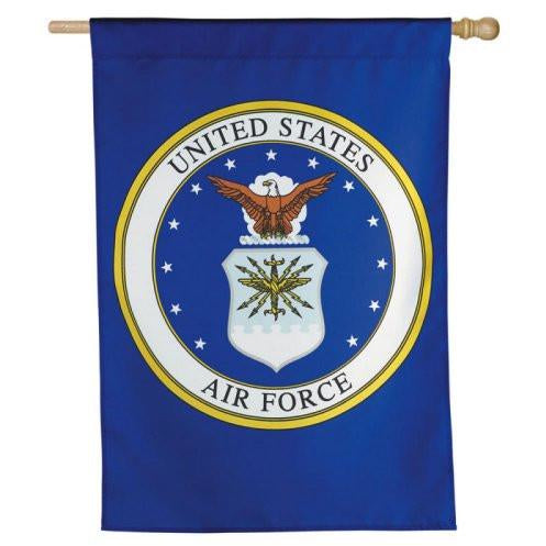 Air Force - House Flag DISCONTINUED - FlagsOnline.com by CRW Flags Inc.