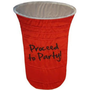 Proceed To Party - Garden Flag - FlagsOnline.com by CRW Flags Inc.