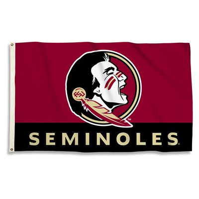 Florida State University 3x5ft Flag
