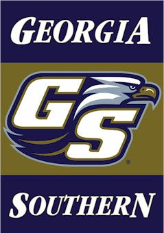 Georgia Southern University House Flag 2 Sided