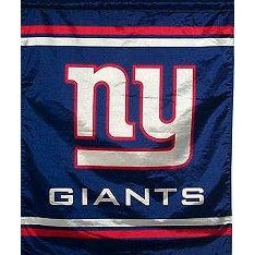 New York Giants House Flag 2 Sided