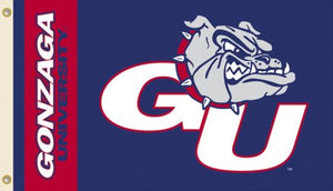 Gonzaga University 3x5ft Flag