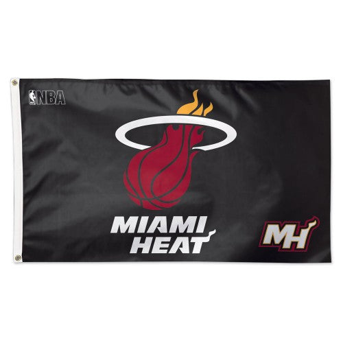 Miami Heat 3x5ft Deluxe Flag
