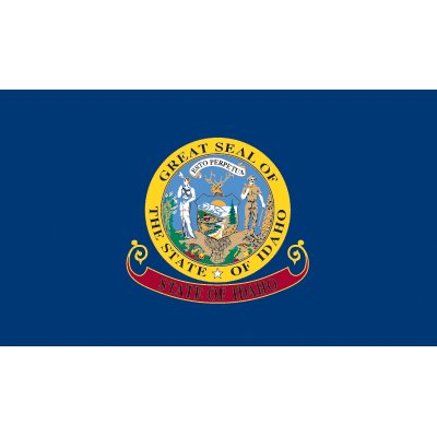 Idaho Flag - Industrial Polyester
