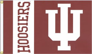 Indiana University 3x5ft Flag