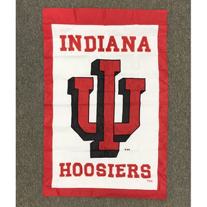 Indiana University House Flag