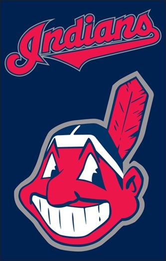 Cleveland Indians House Flag 2 Sided