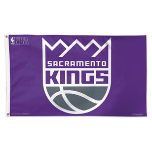 Sacramento Kings 3x5ft Deluxe Flag