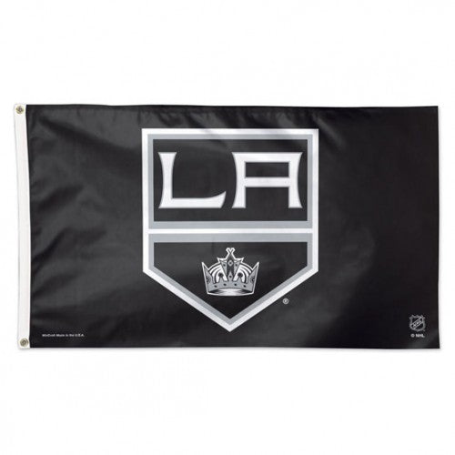 Los Angeles Kings 3x5ft Deluxe Flag