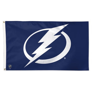 Tampa Bay Lightning 3x5ft Deluxe Flag