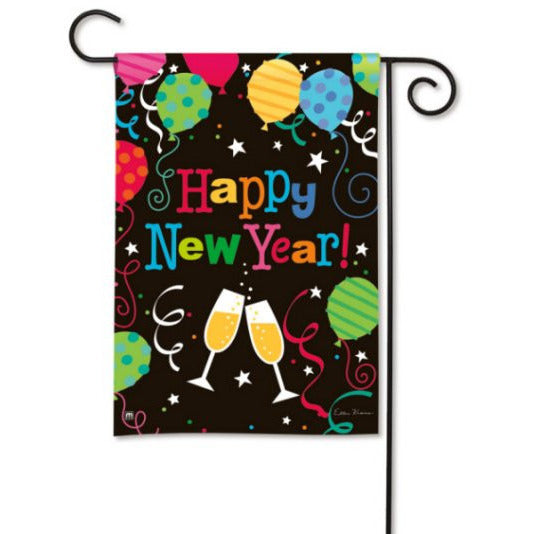 New Year Party - Garden Flag - FlagsOnline.com by CRW Flags Inc.