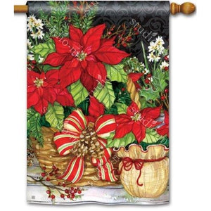 Christmas Beauty - Garden Flag