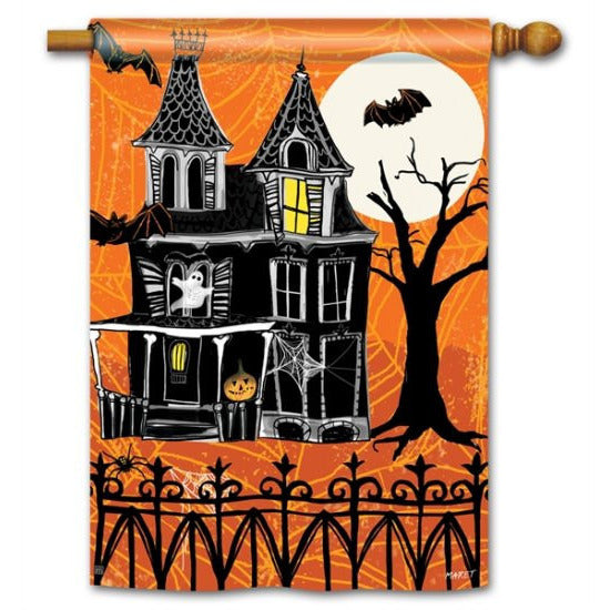 Haunted House - House Flag